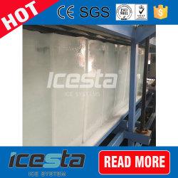 10 Tonnen-Eis-Block, der Maschine China-vom Spitzenfabrik-Bruder-Eis herstellt