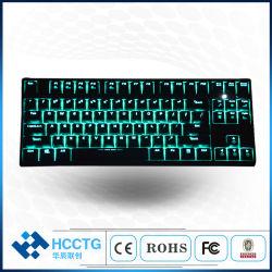 Professional 87 Touches Cherry Mx étanche clavier mécanique de jeu (HGK-87)