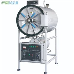 Yda 280L'HORIZONTALE cylindrique stérilisateur à vapeur de pression