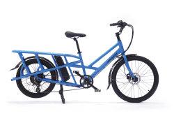 20/24pouces Cargo vélo électrique avec batterie au lithium batterie double profilé en aluminium pour la livraison