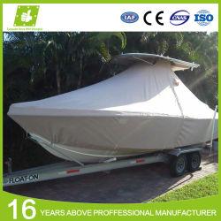 Impermeable reforzado revestido de Anti-UV LONA lona lona de PVC Material de cubierta de tela parasol cubierta de barco