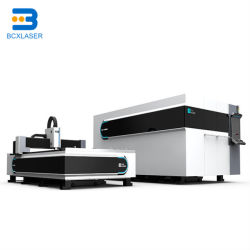 Machine de découpe laser large gamme Application pour le métal