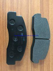 Auto peças de automóveis pastilha de travão de disco para a Toyota Coaster Non-Asbestos D2052