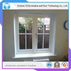 Guangzhou Chambre Double vitrage PVC Portes et fenêtres en acier en plastique de vinyle/PVC double vitrage en verre feuilleté l'ouragan Impact Windows