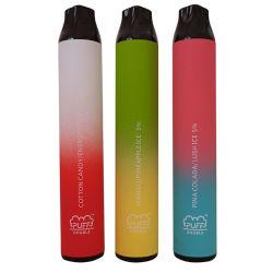 Périphérique Vape jetables Wholesale UK professionnel portatif de la fabrication de Dubaï Vape Pen bouffée d'origine Double 2en1 Puff double à usage unique