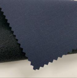 通気性に優れた防水性のソフトガーメントクロス屋外用ファブリック 90 ナイロン 10 スパンデックスボンド TPU 100 ポリエステル・ポーラー・フリース素材