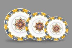 18pcs Dîner de la vaisselle en porcelaine de nouveaux produits fabriqués en Chine