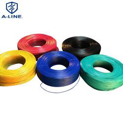 De Chinese Fabriek In het groot UL/cUL maakte een lijst van 1007 1015 de pvc Ingeblikte Kabel van de Draad van het Koper Elektro