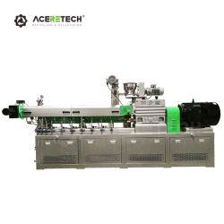 二重版4端末プラスチックリサイクルの溶解のろ過の油圧スクリーンのチェンジャー