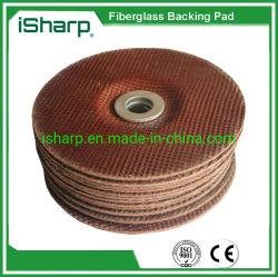 Almofada de apoio de fibra de vidro de alta qualidade para disco