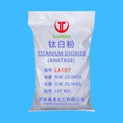 Het Dioxyde CAS van het Titanium van Anatase van het Gebruik van de vezel Geen Wit Poeder van het Titanium 13463-67-7/Pigment