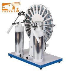 Generador de inducción de la máquina Wimshurft/ Instrumentos de Física Material didáctico