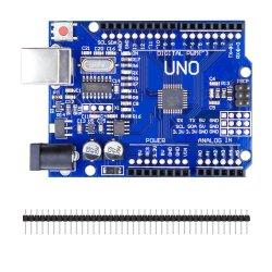 L'uno R3 Atmega328p Atmega16U2 La carte de développement et câble USB