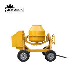 Zwei-Räder 260L/350L Dieselmotor-Betonmischer-Fabrik