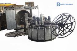 De Machine van Rotomolding van drie Wapens voor Plastic Producten
