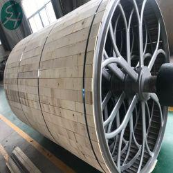 Pasta per la produzione di carta stampo a cilindro in acciaio inox