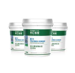 Polymer-Plastik geänderte wasserdichte Imprägnierung-materielle/wasserbasierte wasserdichte Beschichtung des Kleber-K11