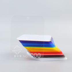 Feuille acrylique/panneau avec la taille de 1250*1850mm et 1820*2480mm pour l'extérieur et intérieur