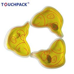 熱のウォーマー再使用可能な小型手Po携帯用PVCポケット