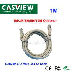 1M RJ45 mâle à mâle câble Cat 5e réseau haut débit Ethernet câble LAN du routeur Routeur câble ordinateur ordinateur