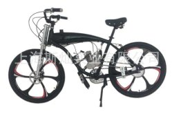 Bicicleta de gas de 26 pulgadas del Motor 80cc motorizado de gas de 2,4