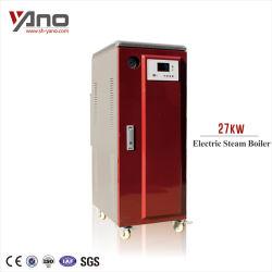 الطاقة الكهربائية، 30 كيلو واط، التبخر المقدر 40 كجم/ساعة، غلاية الأرز مصممة مع 4 عجلة متحركة