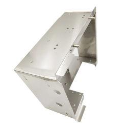 OEM het Kabinet van de Telecommunicatie van de Precisie van het Aluminium van het Lassen voor de Doos van de Controle van de Kabel