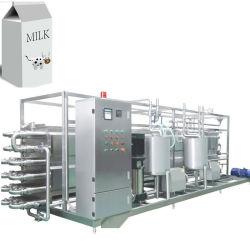 果物と野菜の加工ラインステンレス鋼のカスタマイズされた版Uhtの熱交換器の滅菌装置