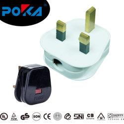 13 AMP BS 1363 REINO UNIDO El enchufe eléctrico con el fusible