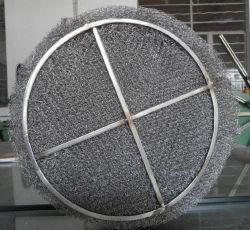 (Acero inoxidable, plástico o PTFE) eliminador de niebla, demistor Pad