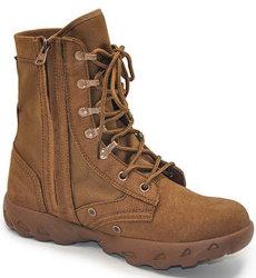Primavera Verano botas de combate de alta al aire libre del hombre del desierto táctico botas botas botas botas de Cross-Country Ropa de trabajo