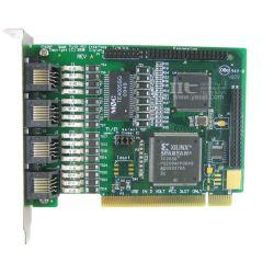 Quad T1/E1 Asterisk Digium Card(TE405P)