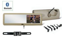 """"""" Kamera des Rearview-3.5 (DS-350AB+CM-800E)"""