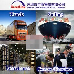 Vom China-Luft-Ozean, der zu weltweit versendet