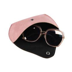 Weiche Goodtouch Schnellbefestigungsteil-Beutel-Kasten-kosmetische Kasten-Speicher-Schmucksache-Kasten-Sonnenbrille-preiswerter Kasten PU-