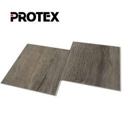 Protex Revêtements de sol antidérapant PVC étanche de gros de tapis dans la planche pour l'école utilisé