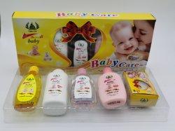 La ciudad de árbol 5 en 1 Loción Hidratante Baby Skin Care Kit OEM