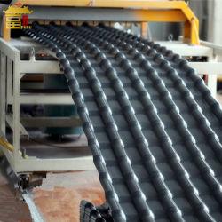 50 Años de Vida Fácil de instalar asa de plástico recubierto de resina sintética Teja