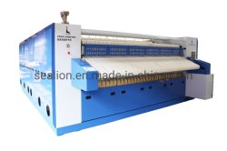 Yzsvi-3400 Double-Side de alta velocidad de la máquina de planchar la hoja de máquina de planchar Hotel