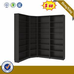 Precios baratos en casa de madera Muebles de oficina Archivadores estantería estantería de rack Almacenamiento mostrar