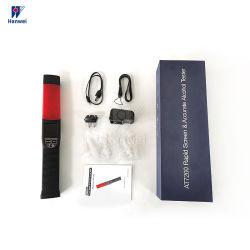 Testador de álcool de respiração rápida de mão sem contato Detector de álcool altamente sensíveis