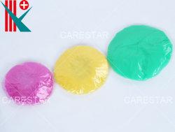 Kopfhörer-Deckel-Kopfhörer-Wegwerfdeckel des Fabrik-gesundheitlicher wasserdichter PlastikPE/Polyethylene
