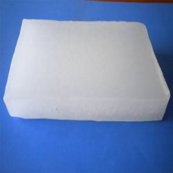 Granel totalmente refinados de cera de parafina com parafina 58/60 da China