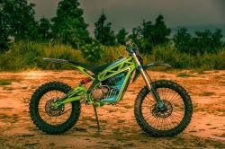 Новая модель Длинный диапазон 120 км взрослых электрический яму Bike Pitbike электрический мотоцикл Motocross грязи на велосипеде