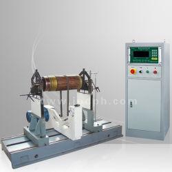 Equilíbrio dinâmico de acionamento da correia a máquina para Rotores