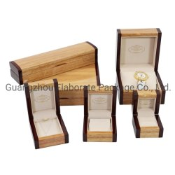 Special fashion Customize Wooden Factory Jewelry/Cosmetic/Gift Packaging Set Storage Box Groothandel