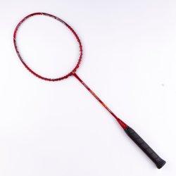 Hm Graphite Raquette Badminton fabricant 3u 4u Raquette Badminton fixé PRO 001