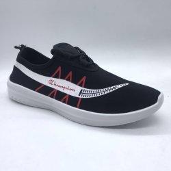 Späteste Art-preiswerte Mann-Einspritzung-beiläufige Gymnastik Sports Schuhe mit angepasst (SY20109-3)