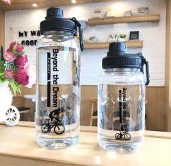 1000/1300500/800/мл стеклянную бутылку стеклянная посуда с пластиковой крышкой