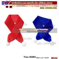 Natale regali Aziende Blue Red Lool Mini Sciarpe Natale Prodotti (B5132)